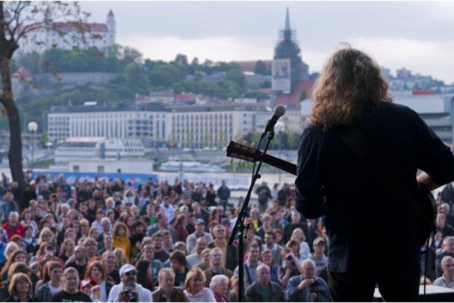 Na Bratislavskom majálese vystúpia aj Le Payaco, Vec, Zlokot a Zóna A