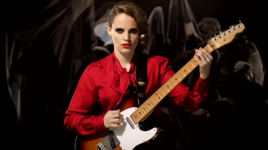 Anna Calvi zverejnila skladbu Eliza z pripravovaného albumu