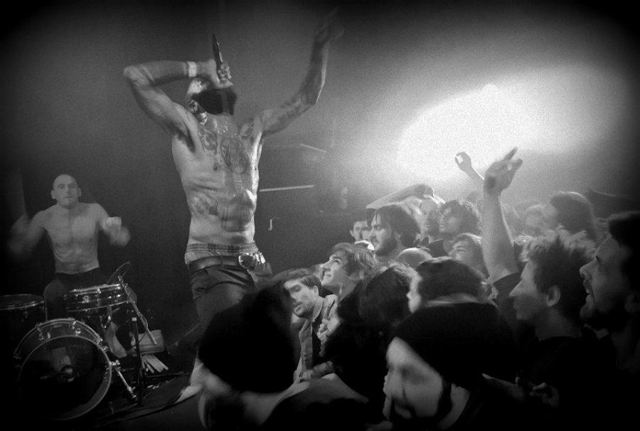 Death Grips vydali album Government Plates a ponúkajú ho na voľné stiahnutie