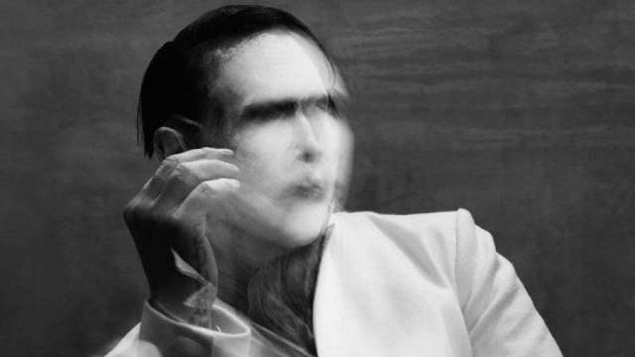 Vypočujte si deviaty album Marilyna Mansona s názvom The Pale Emperor