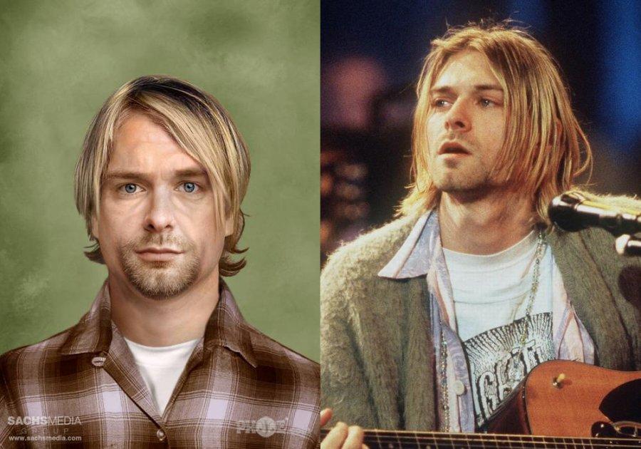 Ako by dnes vyzeral Kurt Cobain, Bob Marley alebo Jimi Hendrix?