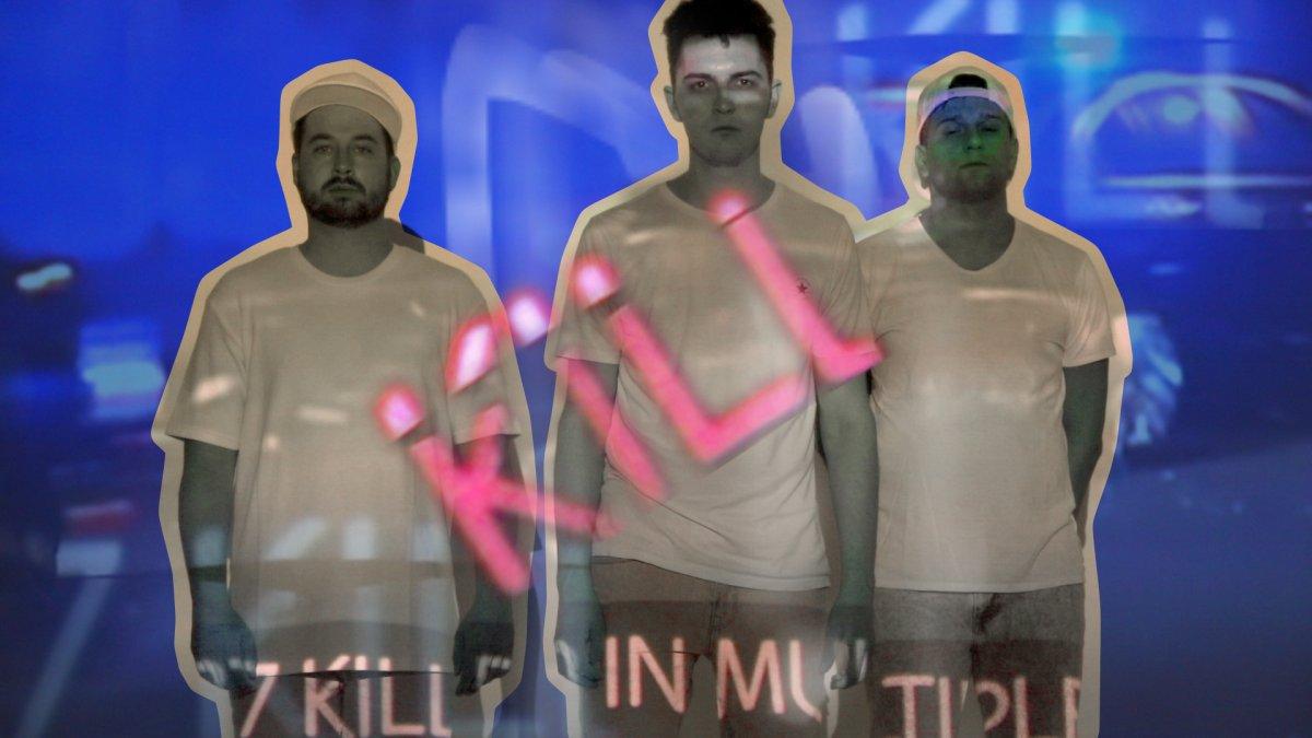Jazz-rockové trio Darkness Positive zverejňujú klip k skladbe Poď von