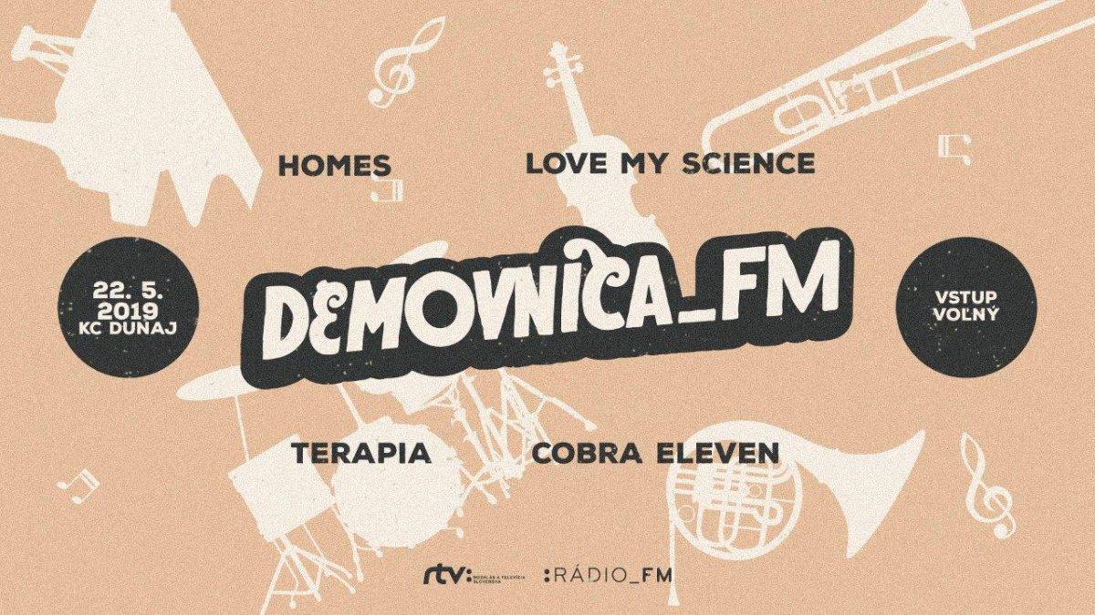 Na jarnom demovnicovom koncerte Rádia_FM vystúpia štyria interpreti