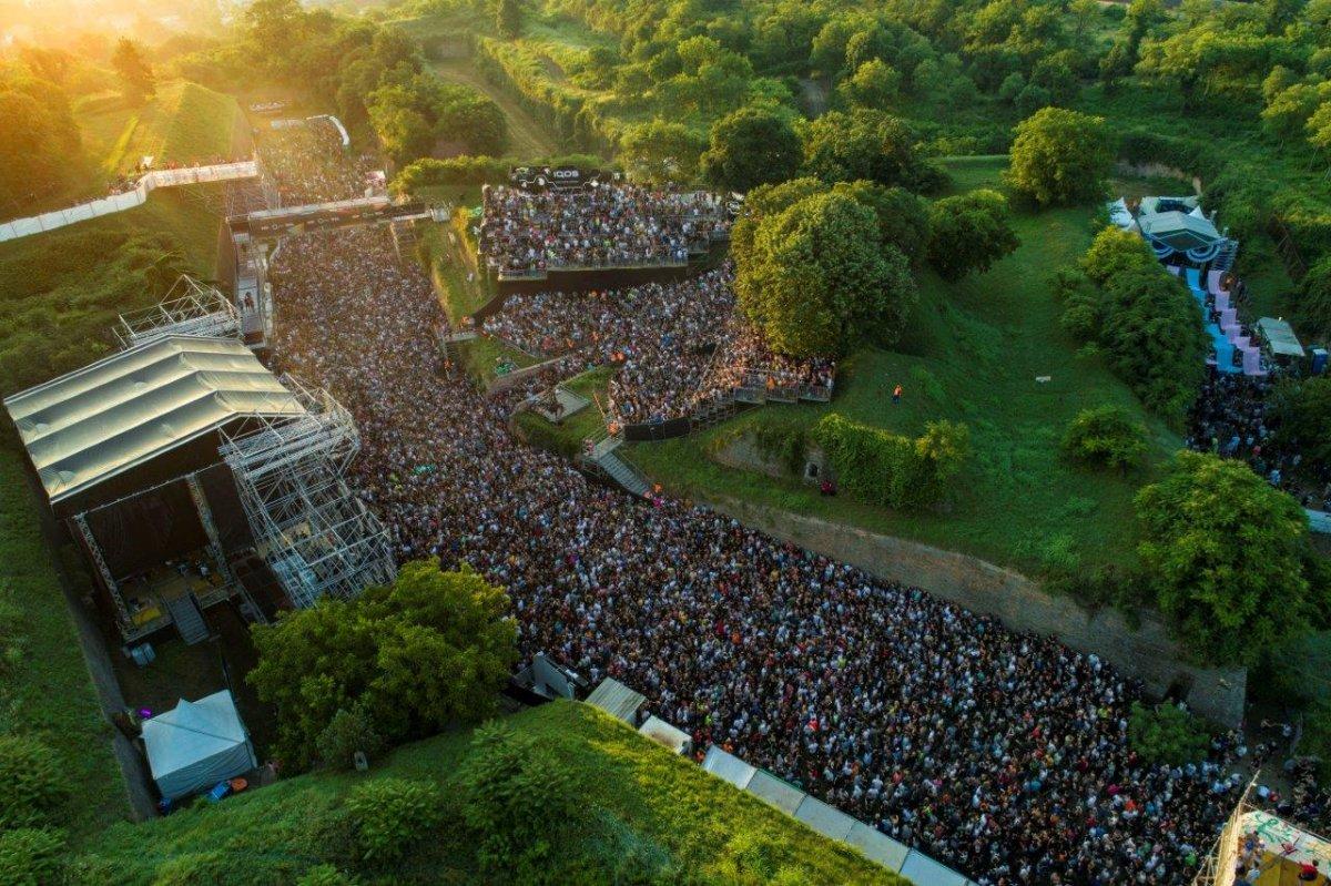 Srbský EXIT festival sa uskutoční o 11 týždňov