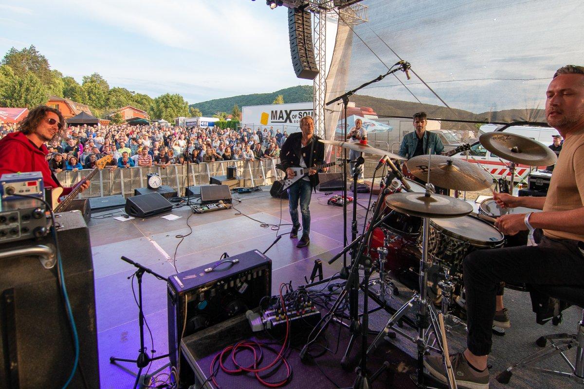 Žákovic Open oslávi 20 rokov, organizátori  festival venovali Ďuďovi