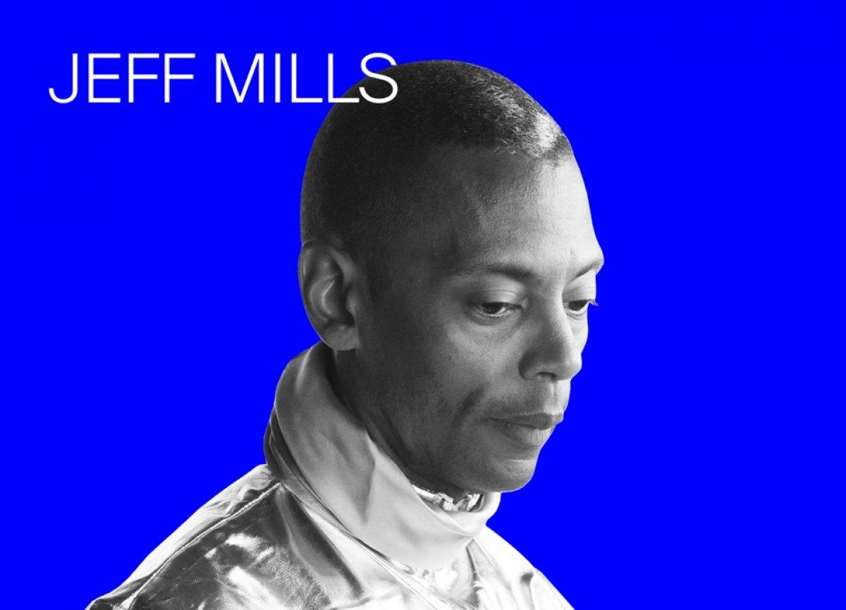 Priekopník techna Jeff Mills na Pohode 2019