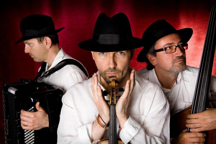 Preßburger Klezmer Band roztancuje Bratislavu koncertom na podporu synagógy
