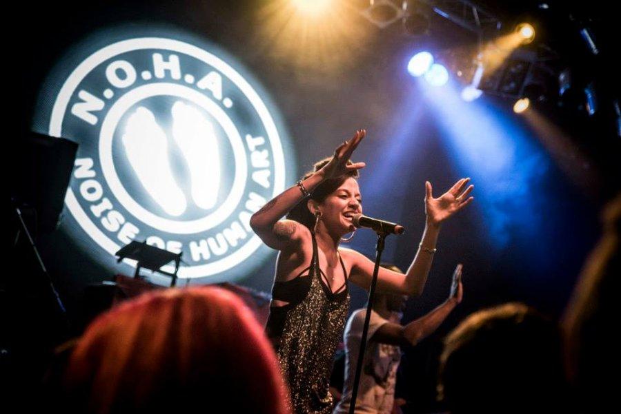 Medzinárodná hudobná úderka N.O.H.A. sa na jeseň  opäť ukáže v Bratislave