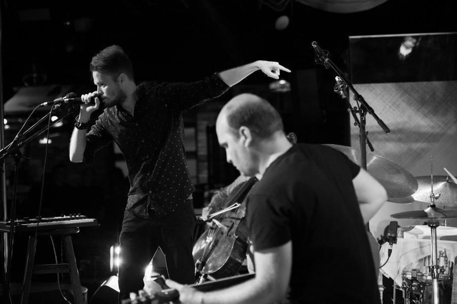 Nikitin / Pospiš / Sillay / Gregušová nahrávajú v New Yorku album s hviezdami americkej scény