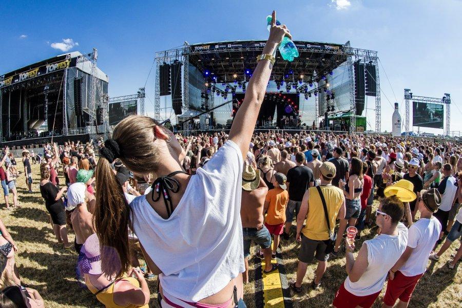 Festival Topfest zverejňuje prvých interpretov 15-teho ročníka