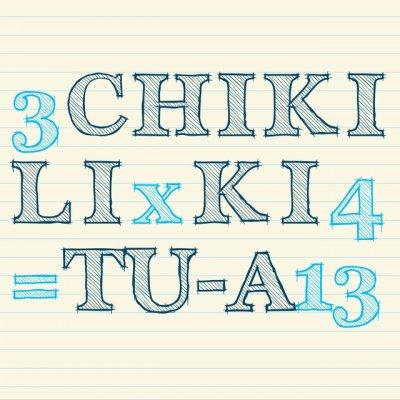 3x4=13
