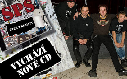 Legendárna česká punková kapela vydala nový album.