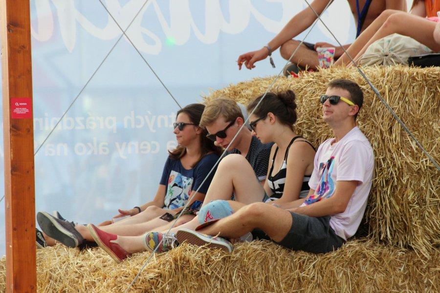 Ľudia, Grape Festival 2015  / Foto: Róbert Jakubička /
