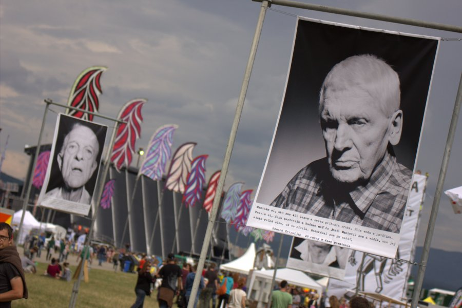 Pohoda 2014, deň druhý  / Foto: Róbert Jakubička / Ahudba.sk