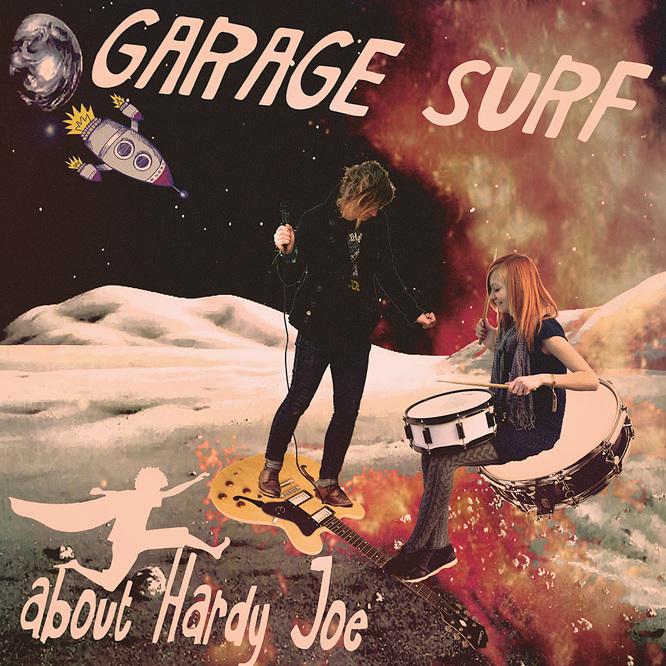 Novinka z Nového Mesta nad Váhom, vypočujte si Garage Surf !