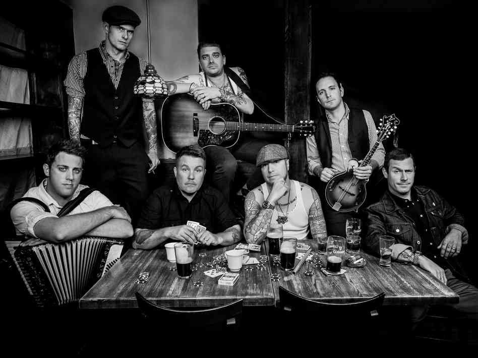 Vypočujte si nový album od írsko-amerických Dropkick Murphys