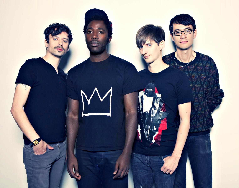Na Pohode 2013 zahrá kapela Bloc Party