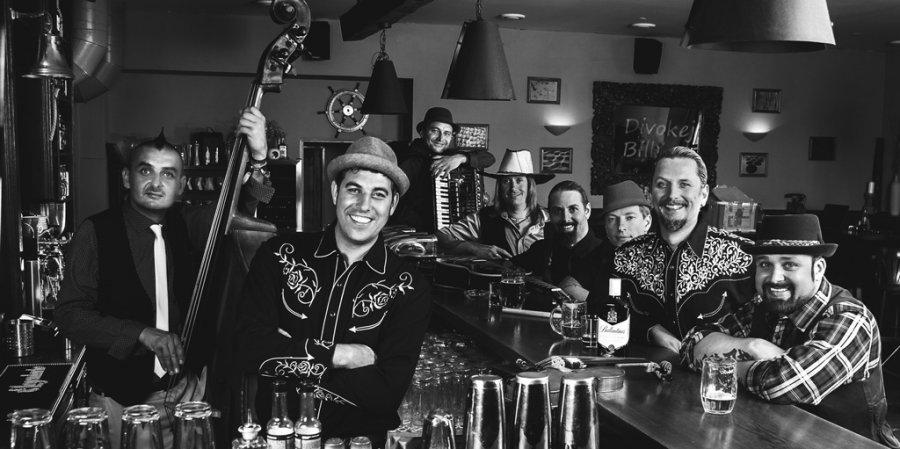 Slovenské akustické turné Divokého Billa štartuje tento týždeň