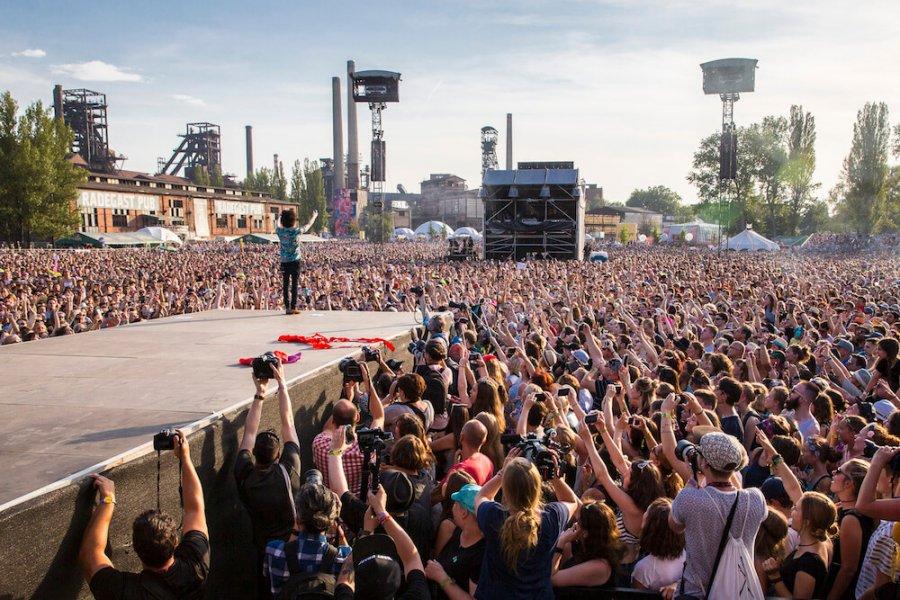 Festival Colours of Ostrava zahájil predpredaj vstupeniek na rok 2018