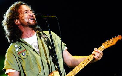 Eddie Vedder pripravuje sólo album