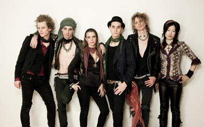 Švédska folk-punková kapela Crash Nomada má nový singel