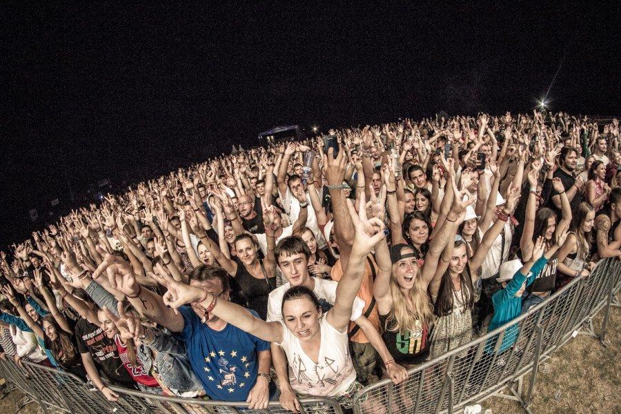 Pozrite sa, ako to vyzeralo na festivale Žákovic Open 2015