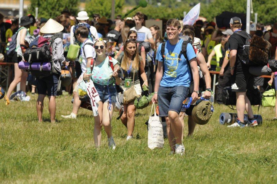 Na festival Pohoda 2017 sa bude dať dopraviť špeciálnym vlakom
