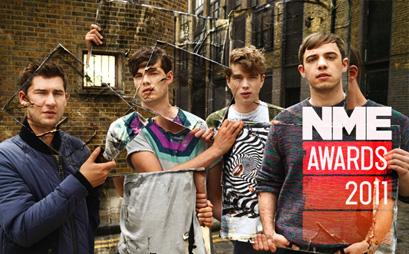 Britský hudobný magazín NME rozdeľoval ceny