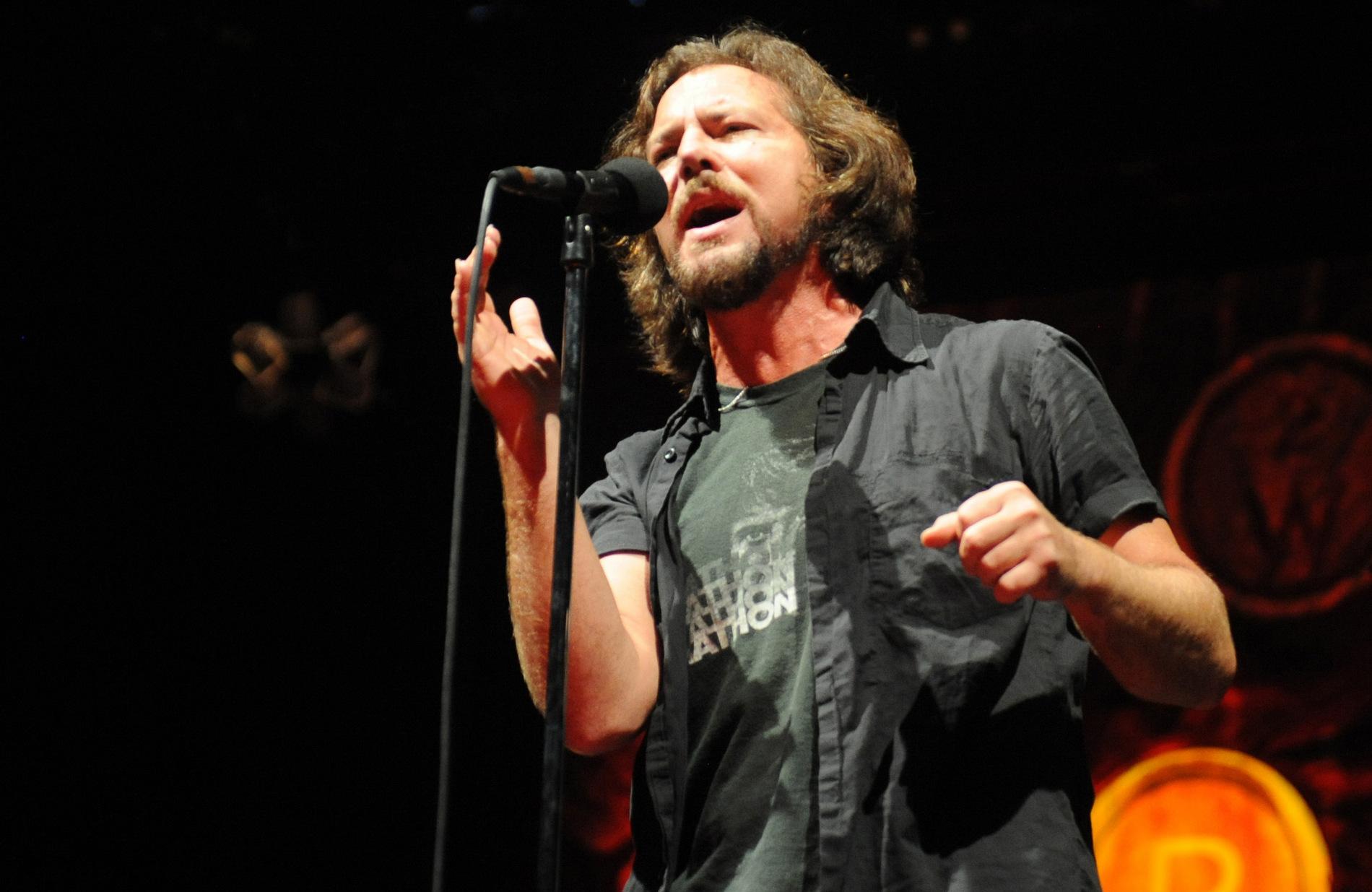 Nový album od Pearl Jam s vplyvom Pink Floyd a punk-rocku