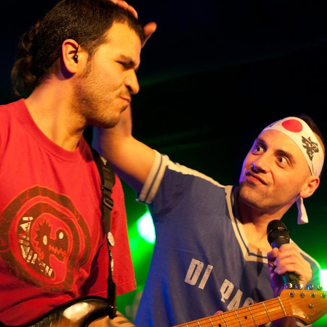 Bláznivý ska punk na festivale Bažant Pohoda
