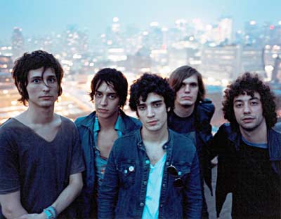 The Strokes predstavili videoklip ku skladbe  All The Time