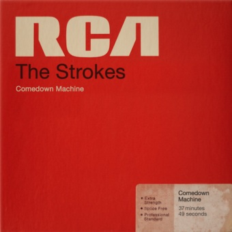 Stream: Album Comedown Machine od The Strokes