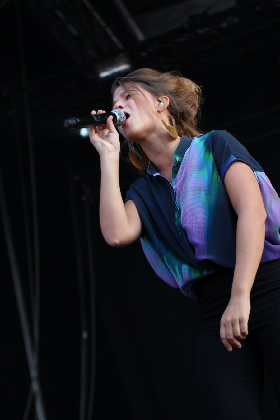 Selah Sue, Grape Festival 2015  / Foto: Róbert Jakubička /