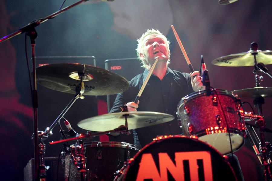 Kontroverzní punkeri z USA Anti-Flag zahrajú na Topfeste