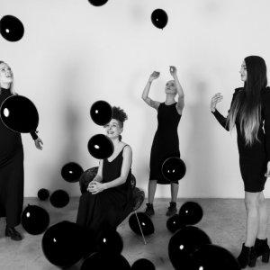 Ženská kapela Girls From The Moon z východu debutuje singlom Stop