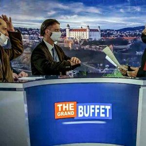 The Grand Buffet & Hafner si zobrali na mušku konšpirátorov