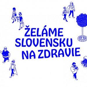 Zruženia aasociácie živej kultúry pripravili výzvu Želáme Slovensku na zdravie