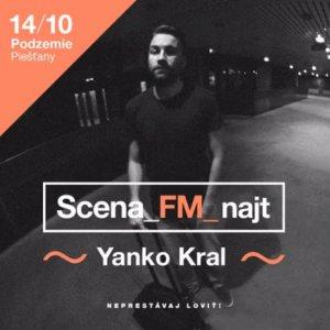 Scena_FM, najlepšia klubová hudba sa vracia do Piešťan