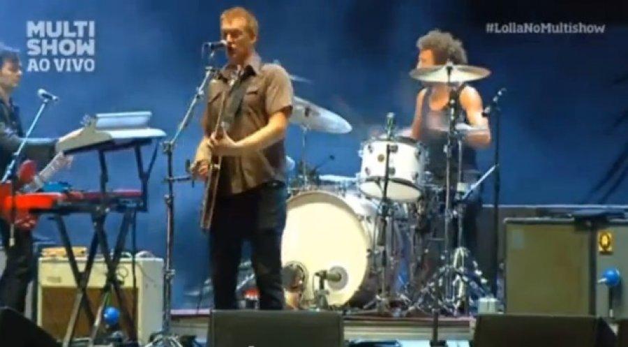 Queens of the Stone Age predstavili prvú novú skladbu od roku 2007