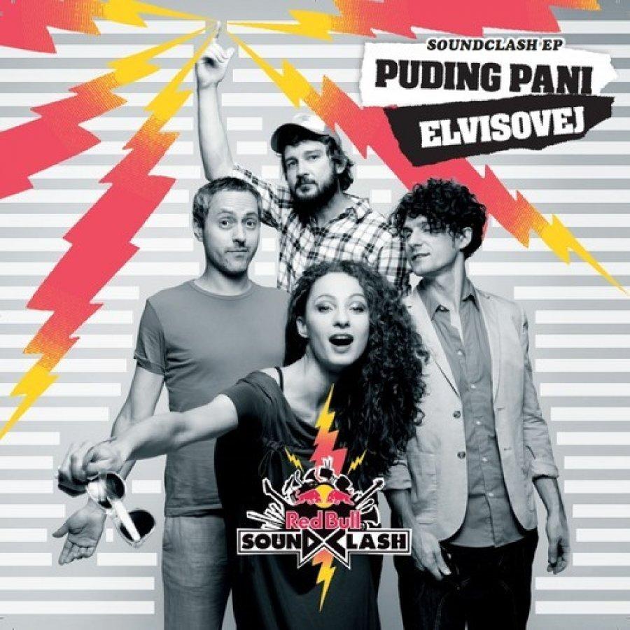 Hudba na stiahnutie: Puding Pani Elvisovej - Soundclash EP