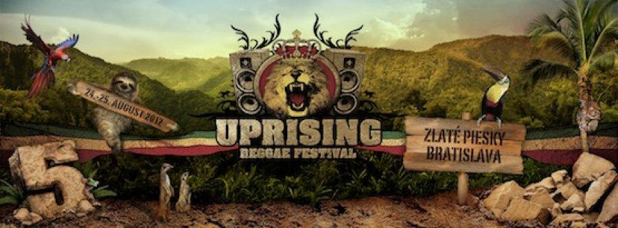 Na fetivale Uprising aj jeden z najoriginalnejších interpretov jamajskej scény