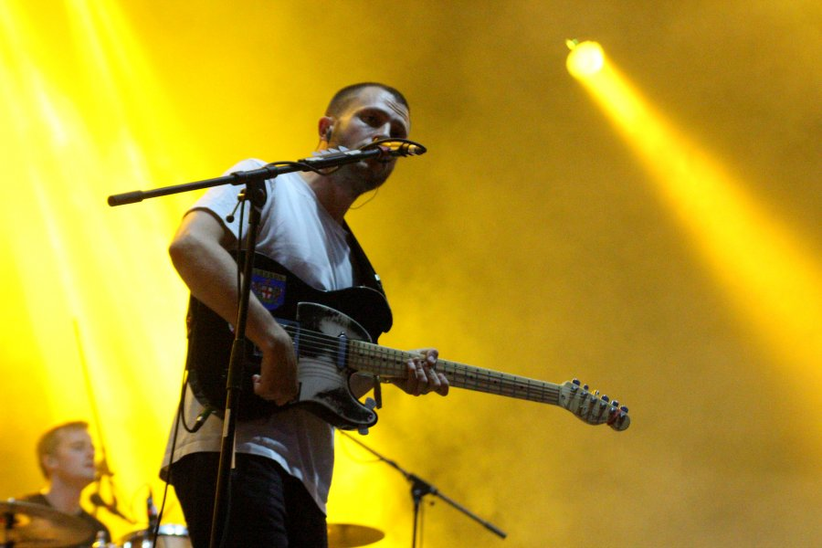 The Maccabees , Grape Festival 2015  / Foto: Róbert Jakubička /