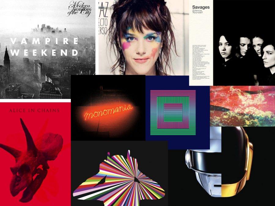 10 najočakávanejších albumov vychádzajúcich v máji 2013