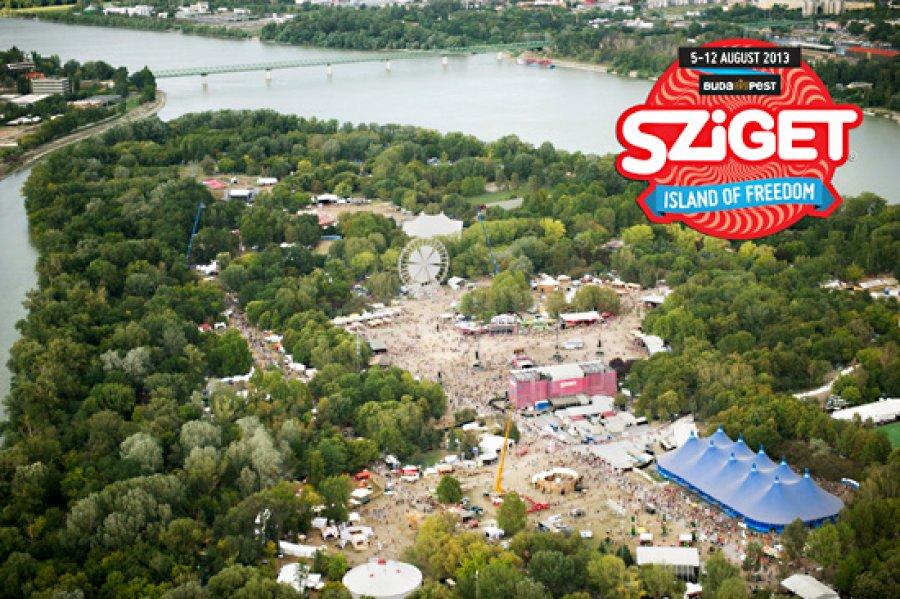 Sziget festival 2013 aj toto leto patrí medzi najlákavejšie festivaly