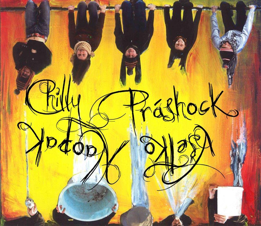 Kapela Chilly Práshock vydáva už svoj druhý album
