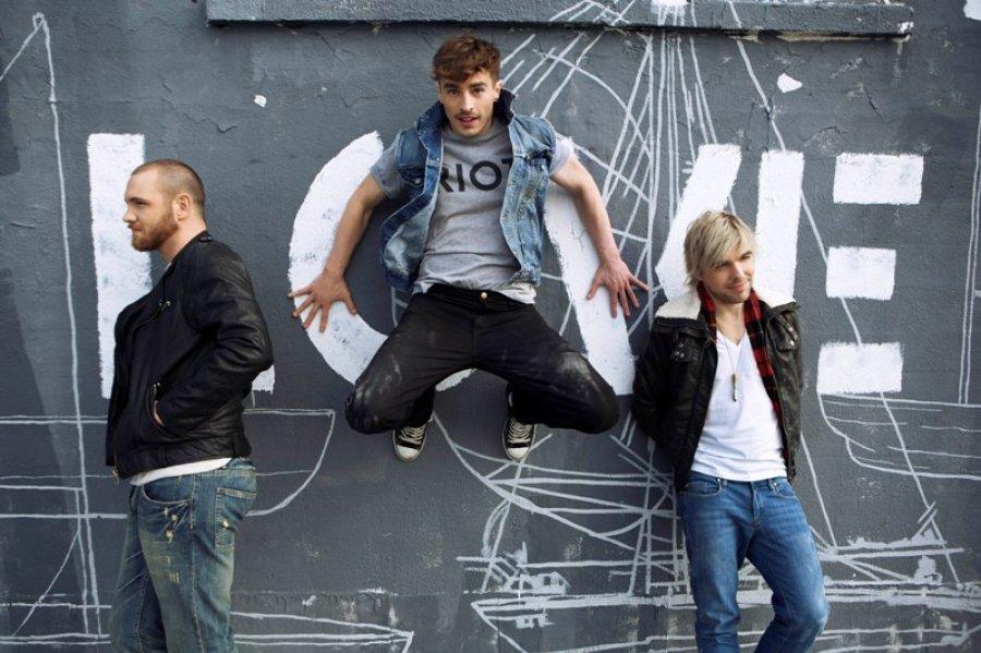 Vypočujte si nový album od dánskej kapely New Politics