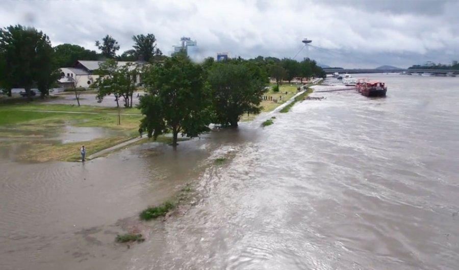 Bratislavský BA City Beats má kvôli povodniam aj záložný plán