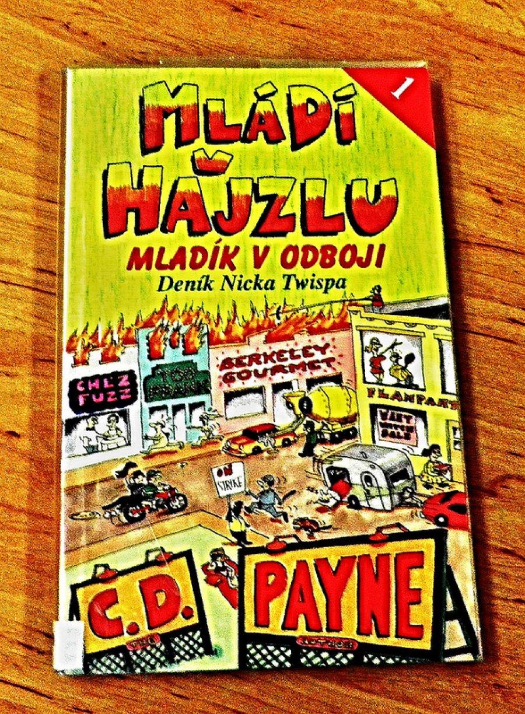 """Na Bažant Pohode 2013 aj spisovateľ C.D. Payne, autor kníh """"Mládi v hajzlu"""""""