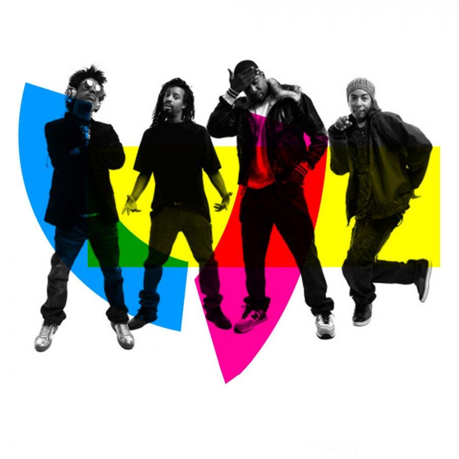 The Pharcyde, klenot amerického hip-hopu na Uprisingu