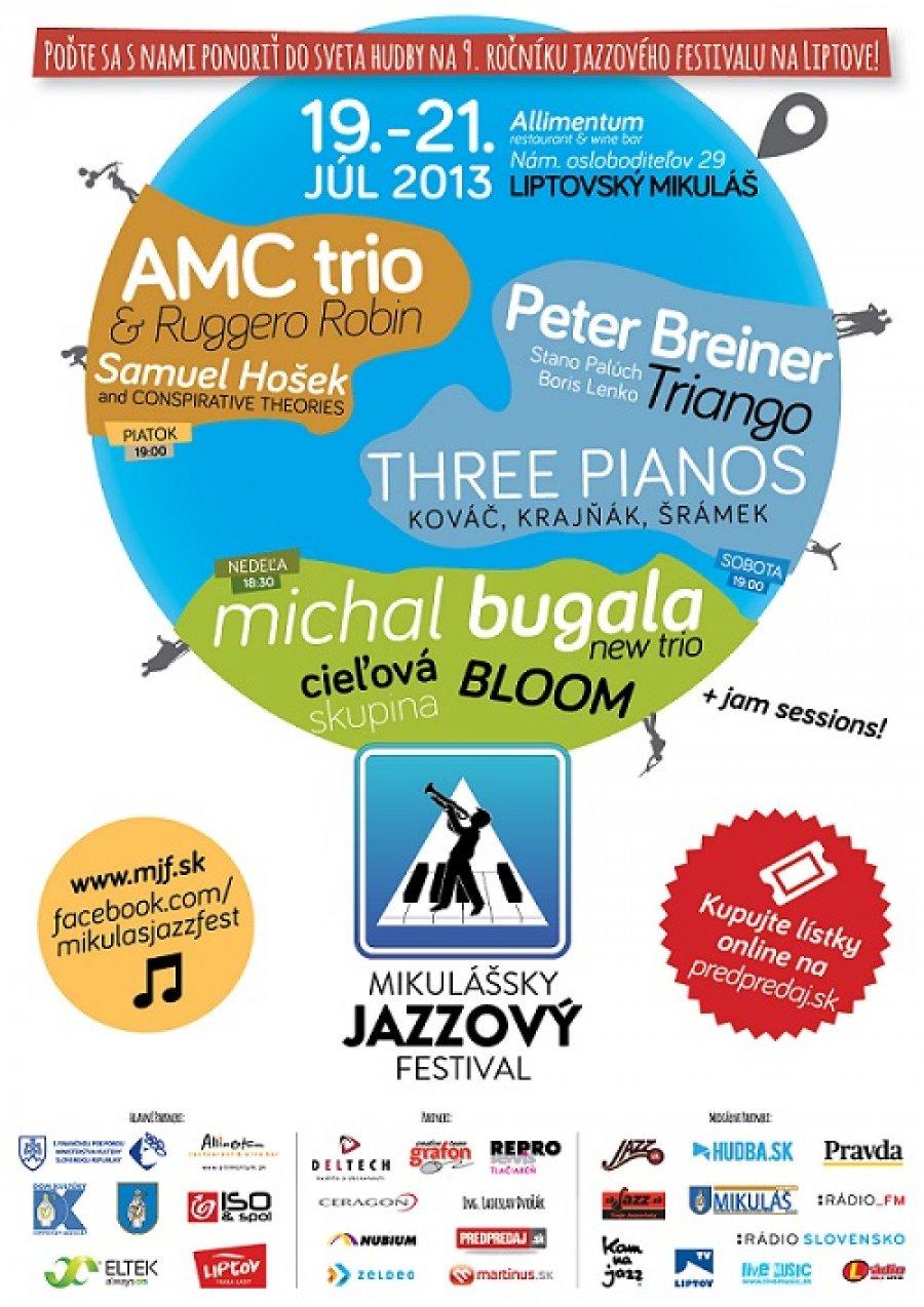 Mikulášsky Jazzový Festival 2013